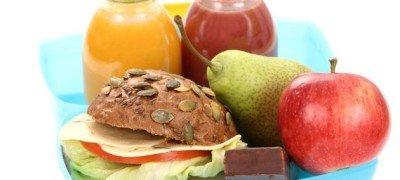 Alimentos saludables para los chicos en edad escolar