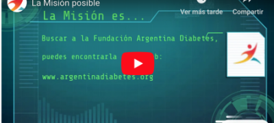 La Misión posible en diabetes